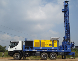 Water Well Drilling Rig India