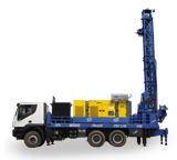 DTH Drilling Rig India
